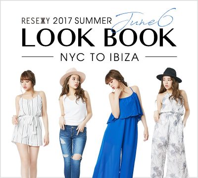 ◆JUNE LOOK BOOK◆